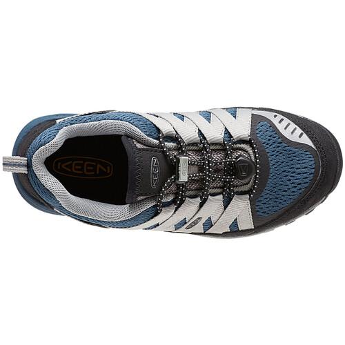 Keen Versatrail WP - Chaussures Enfant - gris Nouvelle Arrivée Pas Cher En Ligne Acheter Pas Cher Vue v6LbDyO